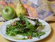 Fall Green Salad with Fruit, Walnuts in a Cider Vinaigrette. (Derek Ruttan/QMI AGENCY)