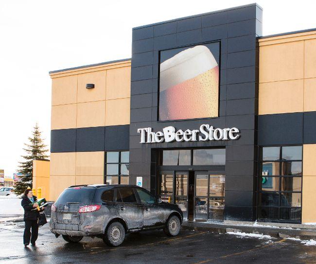 The Beer Store (Postmedia Network files)