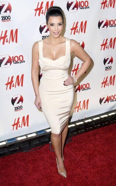 "2010: Kim Kardashian at Z 100's Jingle Ball in New York City. (Ivan Nikolov/<A HREF=""http://www.wenn.com"" TARGET=""newwindow"">WENN.COM</a>)"