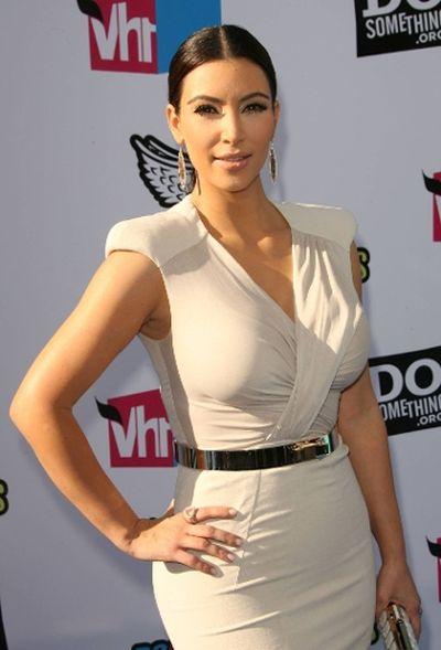 """2011: Kim Kardashian at the Do Something Awards held in Hollywood, California. (Adriana M. Barraza/<A HREF=""""http://www.wenn.com"""" TARGET=""""newwindow"""">WENN.COM</a>)"""