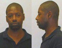 Darren Deon Vann is seen in an undated picture released by the Hammond Police Department in Hammond, Indiana October 20, 2014. REUTERS/Hammond Police Department/Handout
