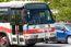 TTC bus with bike rack