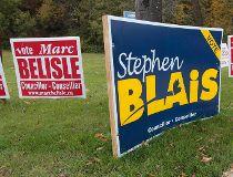 Election block