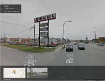 U-Haul storage facility on McPhillips Street in Winnipeg. (Google Street View screenshot)