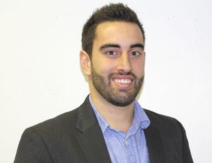 Matthew Hermiz, The Graphic and Herald Leader's new sports reporter.