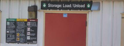 U-Haul storage facility in Winnipeg