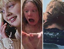 Scariest horror film scenes