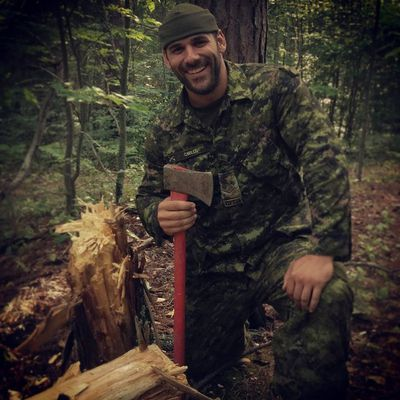 Cpl. Nathan Cirillo was fatally shot at the War Memorial in Ottawa
