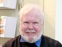 Local historian David Leonard