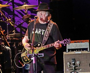 Neil Young (WENN.COM file photo)