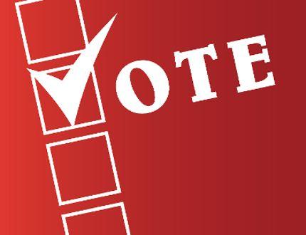 Voting filer photo