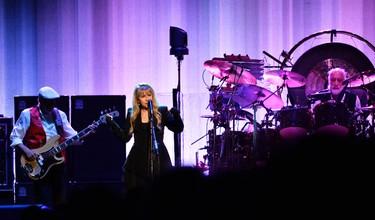 Fleetwood Mac performs at the Canadian Tire Centre in Ottawa on Sunday, Oct. 26, 2014. Matthew Usherwood/ Ottawa Sun/ QMI Agency