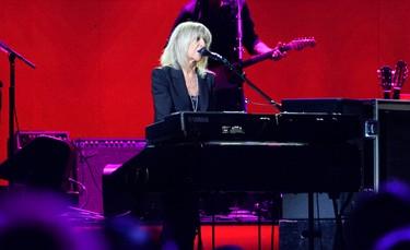 Christine McVie of Fleetwood Mac performs at the Canadian Tire Centre in Ottawa on Sunday, Oct. 26, 2014. Matthew Usherwood/ Ottawa Sun/ QMI Agency