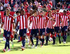 Chivas USA is folding, Major League Soccer has announced. (AFP/PHOTO)