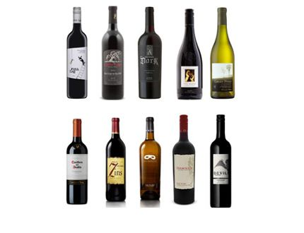 10 spooky wines