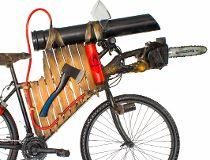 Zombie Proof Bicycle