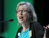 Federal Green Party leader Elizabeth May. (MIKE DIBATTISTA/QMI Agency)
