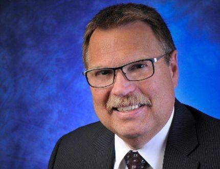 Jeff Olson, GPPSD secretary treasurer. Supplied