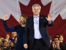 Harper family tax cuts