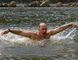 Russia's Prime Minister Vladimir Putin swims in a lake in southern Siberia's Tuva region in this August 3, 2009 file photo. (REUTERS/RIA Novosti/Kremlin/Alexei Druzhinin/Files)