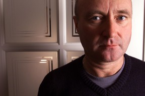Phil Collins (QMI Agency file photo)