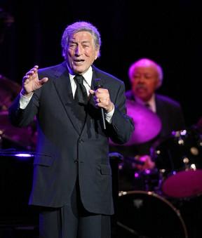 Tony Bennett performs at Casino Rama Saturday, Nov. 1, 2014. (Peter Turchet photo)