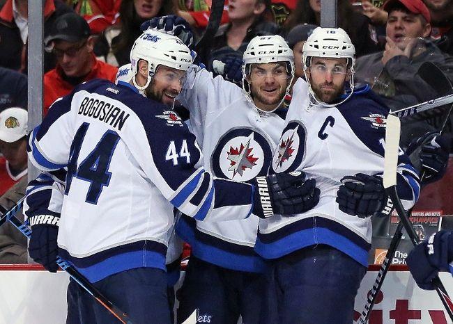 The Jets have plenty to celebrate. (JONATHAN DANIEL/AFP)