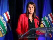 Wildrose Party Leader Danielle Smith