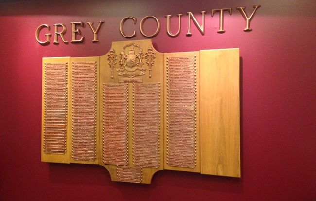 Grey County.