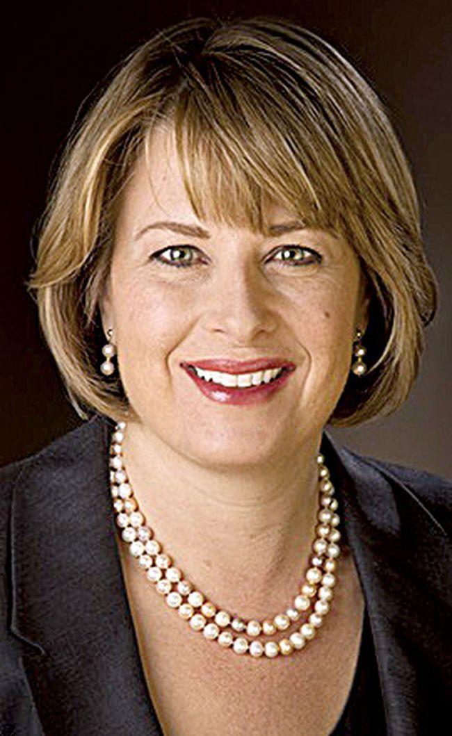 Lawyer Janice Rubin