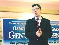 Garnett Genuis Photo by Lindsay Morey/Fort Saskatchewan Record/QMI Agency