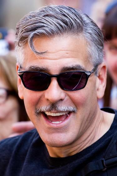 It's George Clooney! (WENN.COM)