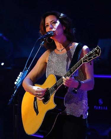 Sarah McLachlan brought her tour to Massey Hall in Toronto, Ont. on Thursday November 6, 2014. Michael Peake/Toronto Sun/QMI Agency