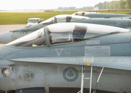 CF-18 Lithuania