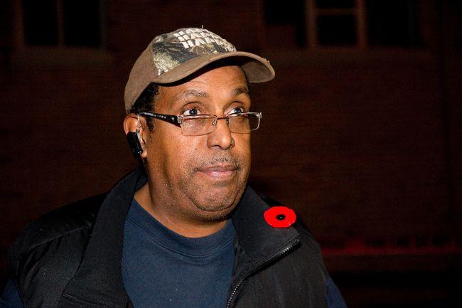Keith Charles (Free Press file photo)