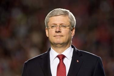 Prime Minister Stephen Harper (Photo credit: Marc DesRosiers/QMI Agency)