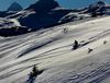 Skiing season underway in the Canadian Rockies