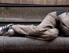 Homeless. (Fotolia)