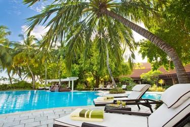 "3. Kurumba Maldives, Vihamanafushi, North Male Atoll, Kaafu Atoll: ""We spent 10 days at this outstanding resort,"" says TripAdvisor user DavidS1958. ""Everyone falls over backwards to help you the place is quite simply paradise and not surprisingly we wanted to stay longer."" (Courtesy Kurumba Maldives)"