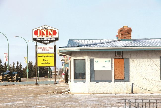 melfort inn property put up for public tender melfort
