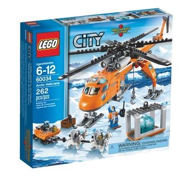 LEGO City Arctic Helicrane by LEGO, $49.86.