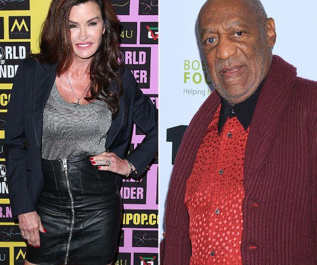 "Bill Cosby  and Janice Dickinson (<A HREF=""http://www.wenn.com"" TARGET=""newwindow"">WENN.COM</a>)"