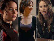 Jennifer Lawrence's 5 best performances