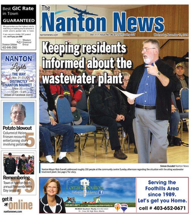 Take our Reader Survey | Nanton News