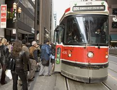 504 King St. streetcar (Toronto Sun files)