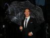 Benedict Cumberbatch rain