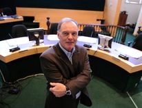 Norfolk Mayor Charlie Luke.