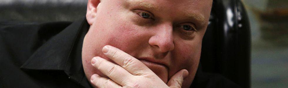Rob Ford cancer