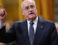 Veterans Affairs Minister Julian Fantino. (REUTERS)