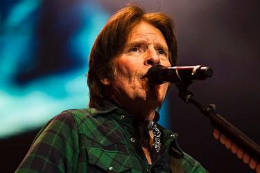 John Fogerty performs at Rexall Place in Edmonton, Alta., on Sunday, Nov. 23, 2014. Codie McLachlan/Edmonton Sun/QMI Agency